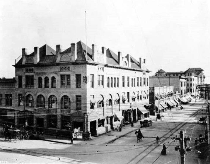 Pasaden National Bank 1908 Jpg