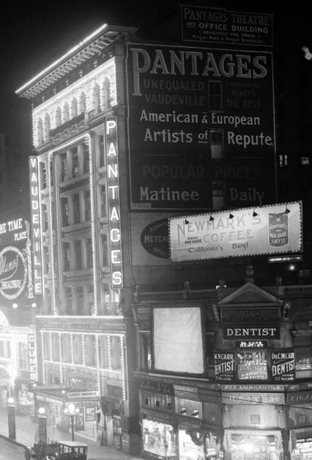 This image has an empty alt attribute; its file name is Pantages_1916.jpg