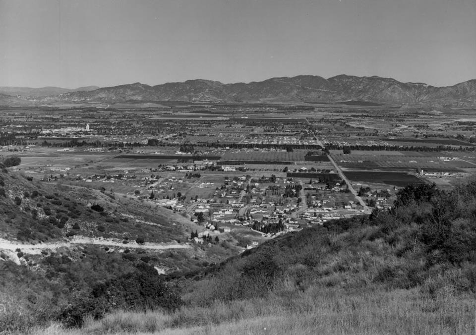 Early Views Of The San Fernando Valley
