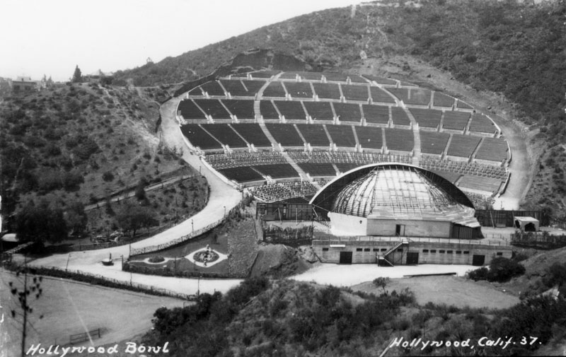 The Hollywood Bowl >> Water And Power Associates