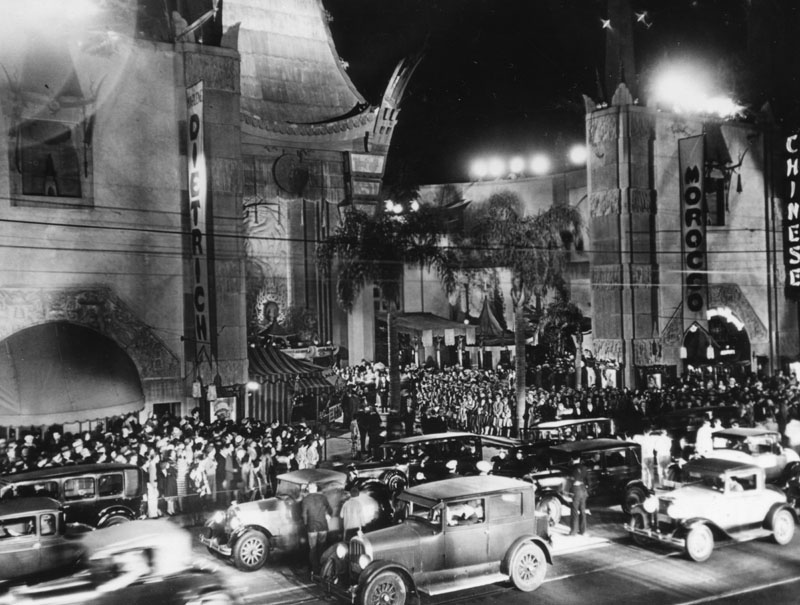 an introduction to the history of the mann chinese theater The legendary chinese theatre celebrates its 90th anniversary in may we look  back at its historic history.