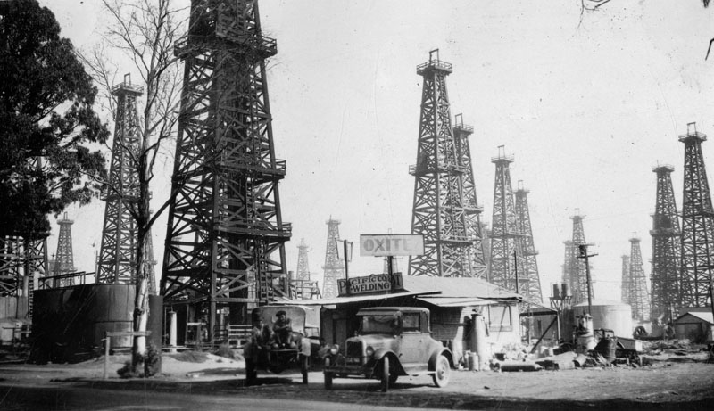Oil Museum Huntington Beach
